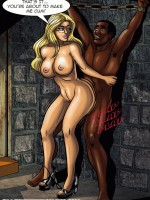 Marge using different sex toys to please her itching pussy.